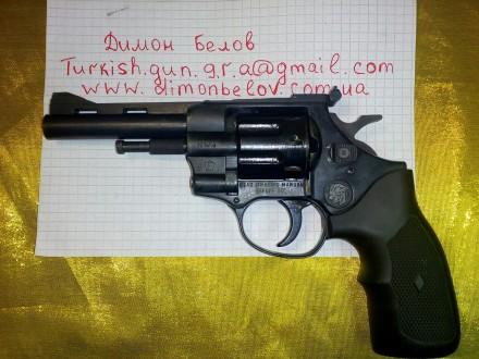 Изготовлю почти любой револьвер под заказ,дудки гладкие и нарезные,барабан не ба. Киев, Киевская область. фото 11