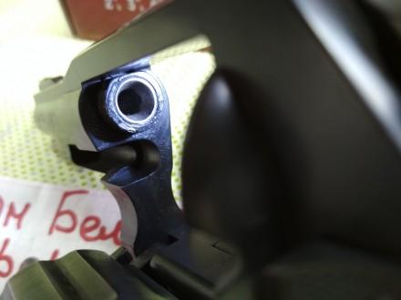 Изготовлю почти любой револьвер под заказ,дудки гладкие и нарезные,барабан не ба. Киев, Киевская область. фото 7