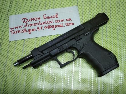 Предлагаю Вашему внимаю стартовые пистолеты с возможностью чистки ствола. Фотогр. Киев, Киевская область. фото 3