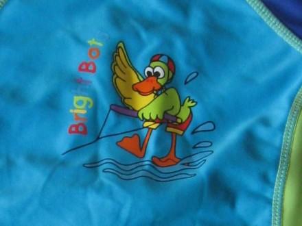 Дитячий купальник від Bright Bots з веселим каченям. Кривий Ріг. фото 1