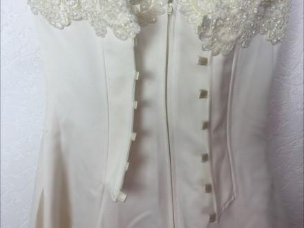 Очень красивое свадебное платье, которое подчеркнёт все достоинства невесты. Цве. Киев, Киевская область. фото 5