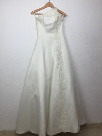 Очень красивое свадебное платье, которое подчеркнёт все достоинства невесты. Цве. Киев, Киевская область. фото 2
