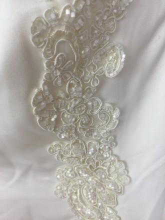 Очень красивое свадебное платье, которое подчеркнёт все достоинства невесты. Цве. Киев, Киевская область. фото 4