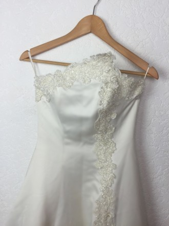 Очень красивое свадебное платье, которое подчеркнёт все достоинства невесты. Цве. Киев, Киевская область. фото 3