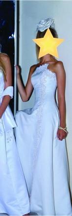 Очень красивое свадебное платье, которое подчеркнёт все достоинства невесты. Цве. Киев, Киевская область. фото 7