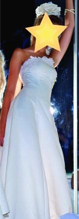 Очень красивое свадебное платье, которое подчеркнёт все достоинства невесты. Цве. Киев, Киевская область. фото 6