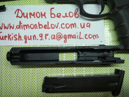 Предлагаю Вашему внимаю стартовые пистолеты с возможностью чистки ствола. Фотогр. Киев, Киевская область. фото 12
