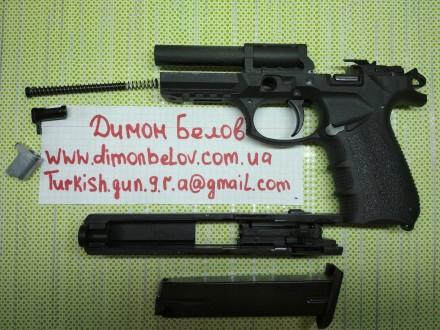 Предлагаю Вашему внимаю стартовые пистолеты с возможностью чистки ствола. Фотогр. Киев, Киевская область. фото 13