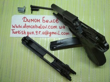 Предлагаю Вашему внимаю стартовые пистолеты с возможностью чистки ствола. Фотогр. Киев, Киевская область. фото 11