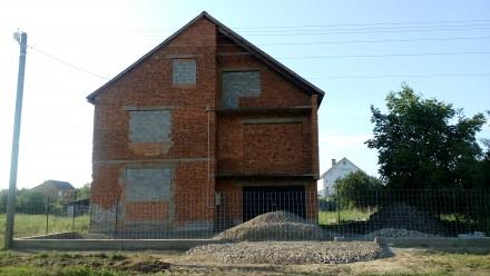 Продам недостроенный дом в п. Вилок, Виноградовский р-он, Закарпатская область. Виноградов. фото 1