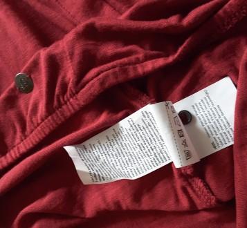 Прияная блузка от немецкого бренда S.Oliver вишнёвого цвета идеально дополнит Ва. Пирятин, Полтавская область. фото 5