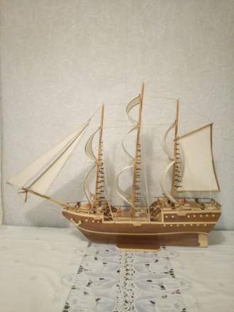 Продам модель парусника. Херсон. фото 1