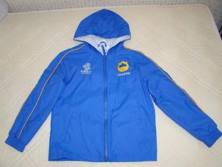 Куртка-ветровка 10 лет. Энергодар. фото 1