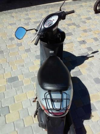 Продам мопед скутер Хонда Діо AF56, Honda Dio AF56 в чудовому стані без пробігу . Луцк, Волынская область. фото 4