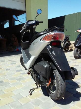Продам мопед скутер Хонда Діо AF56, Honda Dio AF56 в чудовому стані без пробігу . Луцк, Волынская область. фото 7