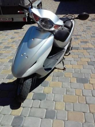 Продам мопед скутер Хонда Діо AF56, Honda Dio AF56 в чудовому стані без пробігу . Луцк, Волынская область. фото 2