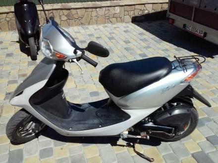 Продам мопед скутер Хонда Діо AF56, Honda Dio AF56 в чудовому стані без пробігу . Луцк, Волынская область. фото 3