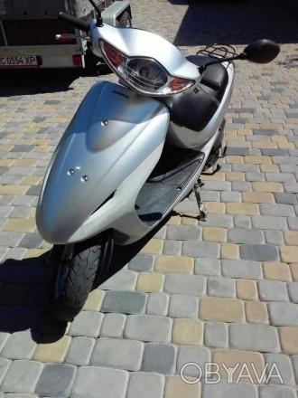Продам мопед скутер Хонда Діо AF56, Honda Dio AF56 в чудовому стані без пробігу . Луцк, Волынская область. фото 1