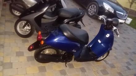 Продам мопед скутер Хонда Діо AF61, Honda Dio AF61 Today в хорошому стані без пр. Луцк, Волынская область. фото 7