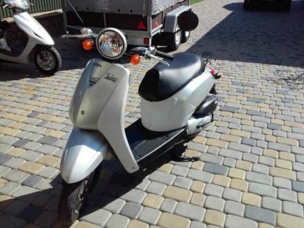 Продам мопед скутер Хонда Діо AF61, Honda Dio AF61 Today в хорошому стані без пр. Луцк, Волынская область. фото 2