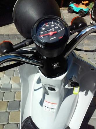 Продам мопед скутер Хонда Діо AF61, Honda Dio AF61 Today в хорошому стані без пр. Луцк, Волынская область. фото 5