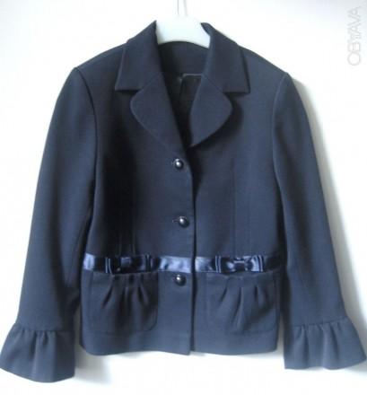 Школьный пиджак для девочки. Киев. фото 1