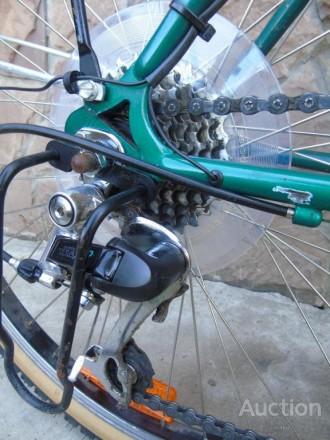 Продам горный велосипед оригинальный состояние нового велосипеда ( Германия ). К. Херсон, Херсонская область. фото 4