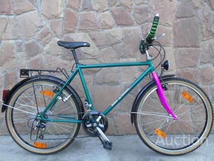 Продам горный велосипед оригинальный состояние нового велосипеда ( Германия ). К. Херсон, Херсонская область. фото 3