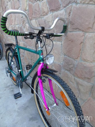 Продам горный велосипед оригинальный состояние нового велосипеда ( Германия ). К. Херсон, Херсонская область. фото 1