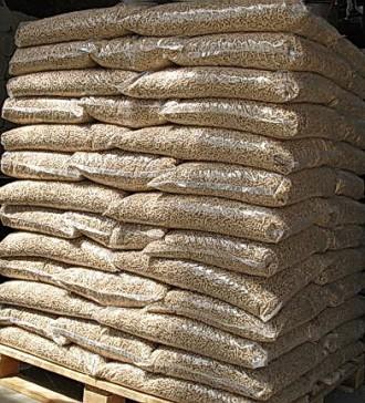 Производим пеллеты сосновые. Харьков. фото 1