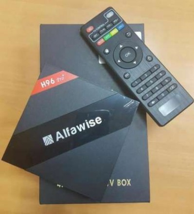 Alfawise H96 Pro + TV Box = 3GB + 32GB+1000 каналов IPTV.. Херсон. фото 1