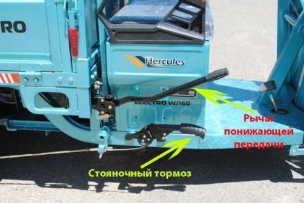 Наш сайт: http://fils.com.ua На модель HERCULES Electro установлен электродвига. Одесса, Одесская область. фото 8