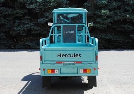 Наш сайт: http://fils.com.ua На модель HERCULES Electro установлен электродвига. Одесса, Одесская область. фото 6