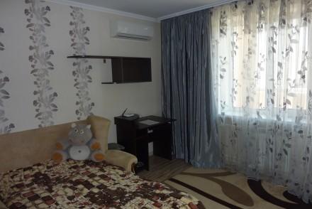 Уютная квартира с современным ремонтом и всей бытовой техникой  Смотрите фото кв. Лузановка, Одесса, Одесская область. фото 6