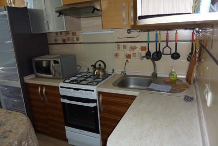 Уютная квартира с современным ремонтом и всей бытовой техникой  Смотрите фото кв. Лузановка, Одесса, Одесская область. фото 4