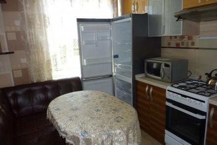 Уютная квартира с современным ремонтом и всей бытовой техникой  Смотрите фото кв. Лузановка, Одесса, Одесская область. фото 8