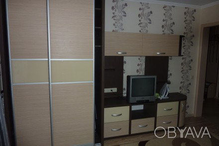 Уютная квартира с современным ремонтом и всей бытовой техникой  Смотрите фото кв. Лузановка, Одесса, Одесская область. фото 1