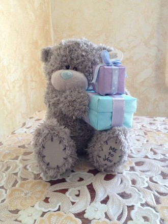 Мишка Тедди с подарками me to you Carte Blanche. Ровно. фото 1