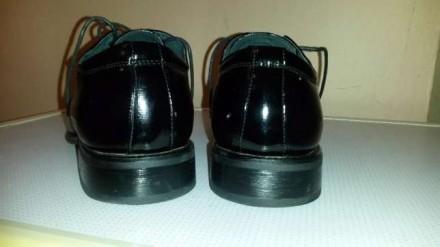 продам классные кожанные лаковые туфли..состояние новых.обувались 1 раз. очень н. Одеса, Одеська область. фото 3