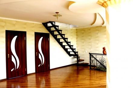 1пов – кімната, кухня, санвузол; 2пов – 2спальні, холл; 3пов мансардний – можна . Вінницькі Хутори, Вінницька область. фото 6