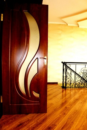 1пов – кімната, кухня, санвузол; 2пов – 2спальні, холл; 3пов мансардний – можна . Вінницькі Хутори, Вінницька область. фото 7