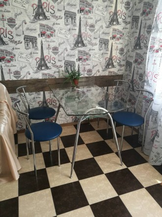 Квартира с современным ремонтом имеется вся мебель и бытовая техника сдаётся на . Селище Котовського, Одеса, Одеська область. фото 8