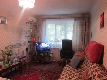 В кирпичном доме на первом этаже расположена 2 ком. квартира, комнаты раздельные. 2-й Шевченковский, Запоріжжя, Запорізька область. фото 2