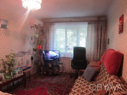 В кирпичном доме на первом этаже расположена 2 ком. квартира, комнаты раздельные. 2-й Шевченковский, Запоріжжя, Запорізька область. фото 1