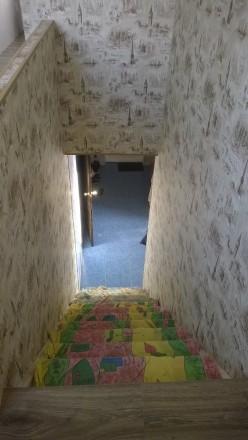 Участок 5 сот, новый дом с газоблока, два этожа мансарда,100 кв,первый этаж тепл. Кременчуг, Полтавская область. фото 7
