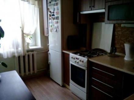 Квартира улучшений планировки, не угловая, комнаты не проходные. Везде, кроме ко. Житомир, Житомирская область. фото 2