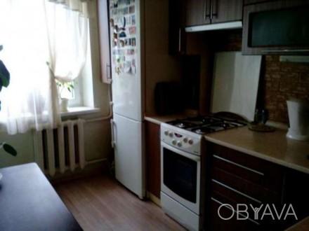 Квартира улучшений планировки, не угловая, комнаты не проходные. Везде, кроме ко. Житомир, Житомирская область. фото 1
