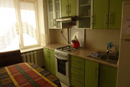 Уютная чистая квартира с евро ремонтом  комфортная для проживания для 6 человек . Суворовский, Одесса, Одесская область. фото 5