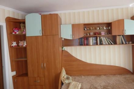 Уютная чистая квартира с евро ремонтом  комфортная для проживания для 6 человек . Суворовське, Одеса, Одеська область. фото 9
