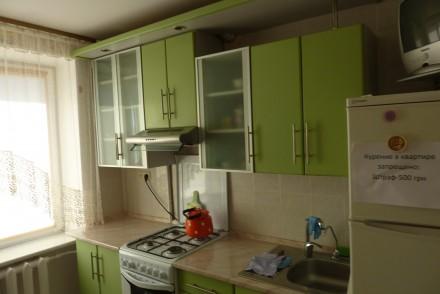 Уютная чистая квартира с евро ремонтом  комфортная для проживания для 6 человек . Суворовське, Одеса, Одеська область. фото 7